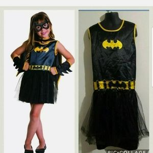 DC Comics Rubies Batgirl Tutu Costume Dress
